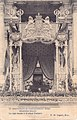 1830 1905, 75º aniversário da independência belga, La loge real à la Place Poelaert, Arquivo de Villa Maria, Angra do Heroísmo, Açores..jpg