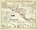 1840 Berghaus' Physikalischer Atlas - Central America.jpg