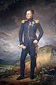 1870 Stieler Erhardt Wilhelm I. als siegreicher Feldherr anagoria.JPG