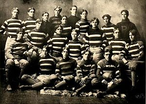 1898 VMI Keydets football team - Image: 1898 VMI Keydets football team