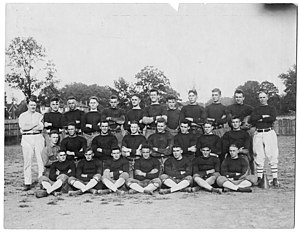 1918 Georgia Tech Golden Tornado football team - Image: 18gatech