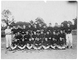 1918 Georgia Tech Golden Tornado football team - Image: 18gatech