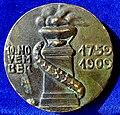 1909 Medal by Karl Dautert, reverse.jpg