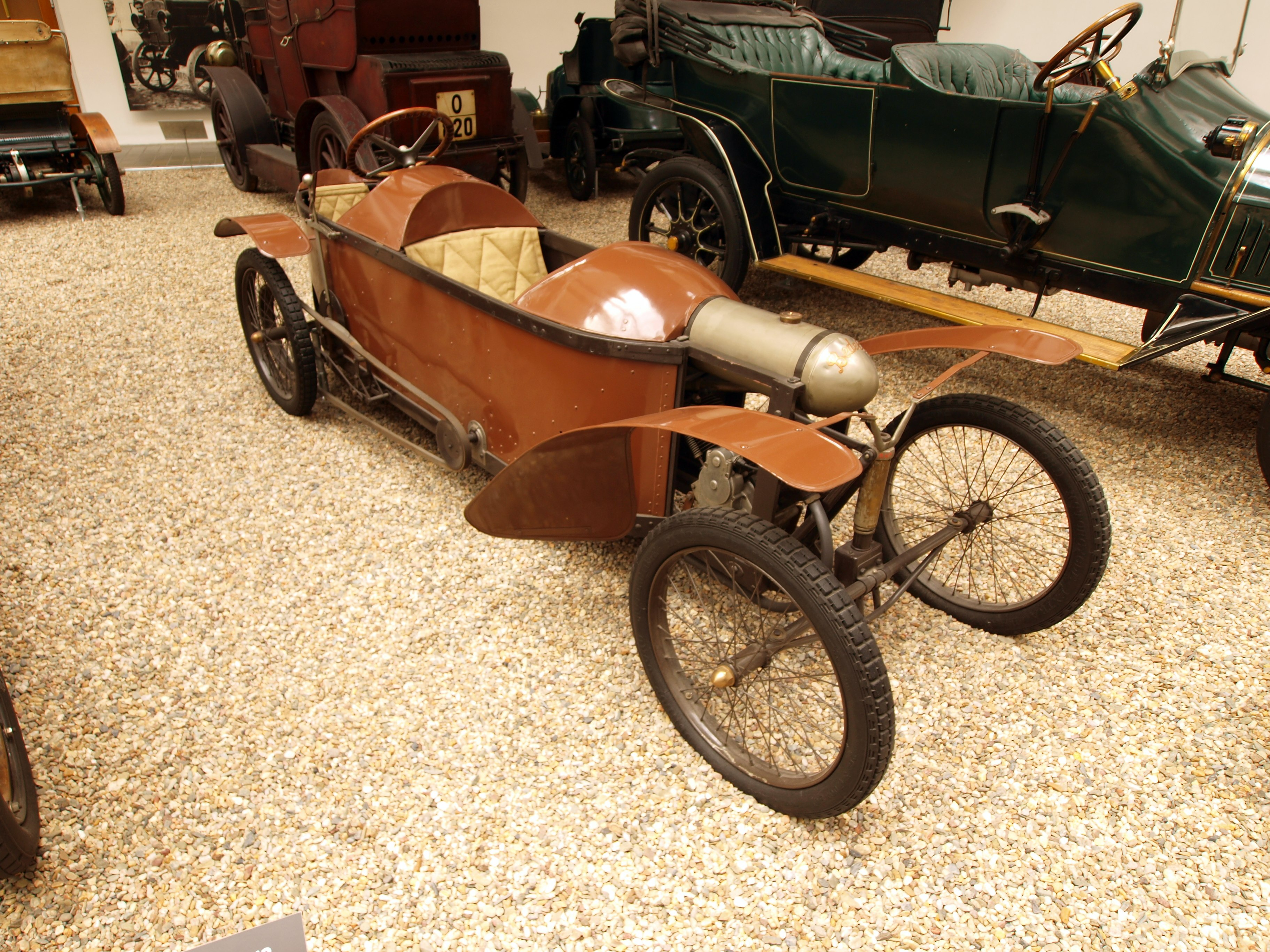 Cyclecar - The complete information and online sale with free