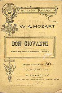 Don giovanni wikiquote for Giardino wikiquote