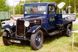 Ford Modell BB 157 (1934)