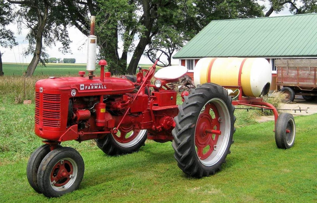 Farmall Tractor Wiring For Older - Wiring Diagram & Schemas