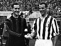 1958–59 Serie A - AC Milan v Juventus - Nils Liedholm and John Charles.jpg