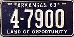 1963 Arkansas license plate.jpg