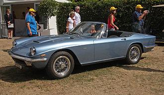 Pietro Frua - 1967 Mistral Spyder
