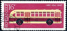"GM «старый вид» транзитный автобус - GM ""old-look"" transit bus"