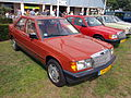 1983 Mercedes-Benz 190E, Dutch licence registration 19-LBN-1.JPG