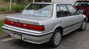 Honda Civic (fourth generation) - Sedan