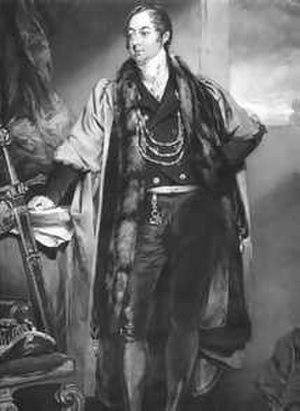 Lawrence Dundas, 1st Earl of Zetland - The 1st Earl of Zetland.
