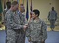 1st TSC Soldiers patch with pride in Kuwait 140526-A-XN199-007.jpg
