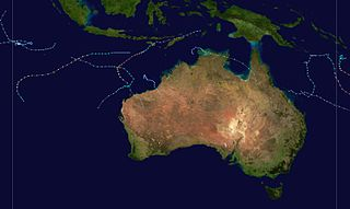 2002–03 Australian region cyclone season cyclone season in the Australian region
