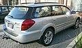 2003-2006 Subaru Outback 3.0R station wagon (2009-08-29).jpg