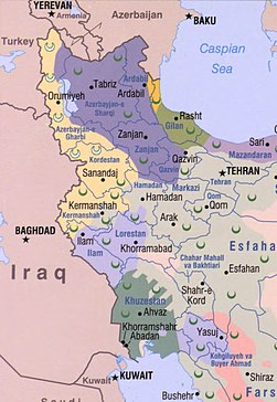 2004 Iran ethnoreligious distribution by the CIA (western Iran).jpg