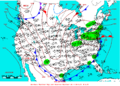 2006-05-15 Surface Weather Map NOAA.png