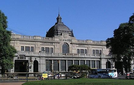 0060128    Estación de  Retiro ( Buenos  Aires)