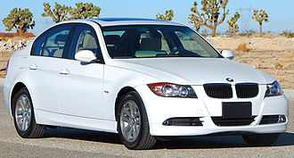 BMW 3 Series (E90) - Image: 2006 BMW 325i NHTSA