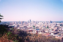 File photo of Harare, 2006. Image: ctsnow (flickr).