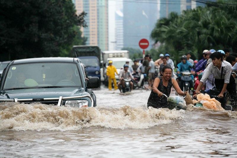 2008 Hanoi flood, 01