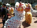 2008 Olympic Torch Relay in SF - Lion dance 26.JPG
