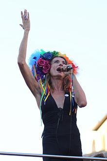 Luxuria al Roma Pride 2009