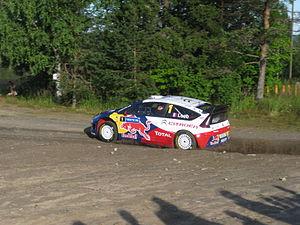 2009 Rally Finland shakedown 05.JPG