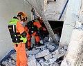 2010년 중앙119구조단 아이티 지진 국제출동100118 세인트제라드 지역 수색활동 (19).jpg