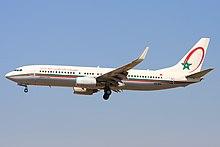 boeing 737 8 immatricul cn rol