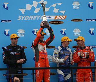 2011 International V8 Supercars Championship