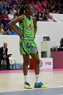 Astou Traoré Senegalese basketball player