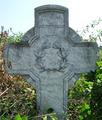 2013 - Cruce de la 1893 a logofatului Gheorghe Georgescu din cimitirul satului Bordei Verde.png