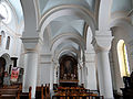 2013 Altar of Saint Benedict church in Płock - 03.jpg