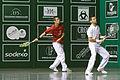 2013 Basque Pelota World Cup - Frontenis - France vs Spain 14.jpg
