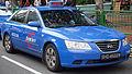 2013 Hyundai Sonata (NF) 2.0 CRDi sedan, Comfort Taxis (2016-01-03).jpg