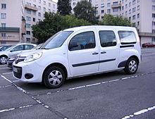 Renault Kangoo II — Wikipédia