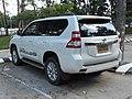 2013 Toyota Land Cruiser Prado 5-Door Wagon VX-L (Rear).jpg