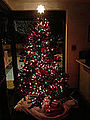 2014-12-09 18 44 41 Christmas tree in Elko, Nevada.JPG