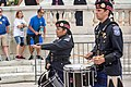 2014 Police Week Pipe & Drum Competition (14005561647).jpg