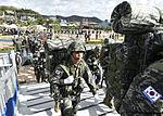 2015.10.2. 해병대2사단-청룡부대출전행사 2nd, Oct, 2015. 2nd Marine Div. - Commemoration Event of dispatching Unit 'ChungRyong' to Vietnam (21825472169).jpg