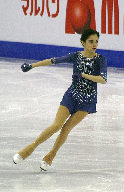 2015 Grand Prix of Figure Skating Final Evgenia Medvedeva IMG 9361.JPG