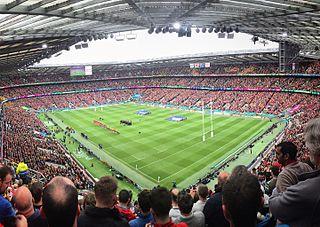 2015 Rugby World Cup Final Football match