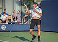 2015 US Open Tennis - Qualies - Jose Hernandez-Fernandez (DOM) def. Jonathan Eysseric (FRA) (20343169374).jpg