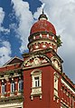 2016 Rangun, Dawny budynek Sądu Najwyższego (08).jpg