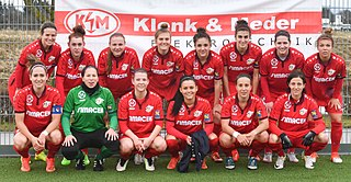 SKN St. Pölten (women) An Austrian womens football team