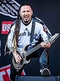 20170604 Nürnberg Rock im Park Five Finger Death Punch 0136 Five Finger Death Punch (cropped).jpg
