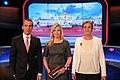 2017 ORF-TV Duell Christian Kern, Ulrike Lunacek (36677634793).jpg